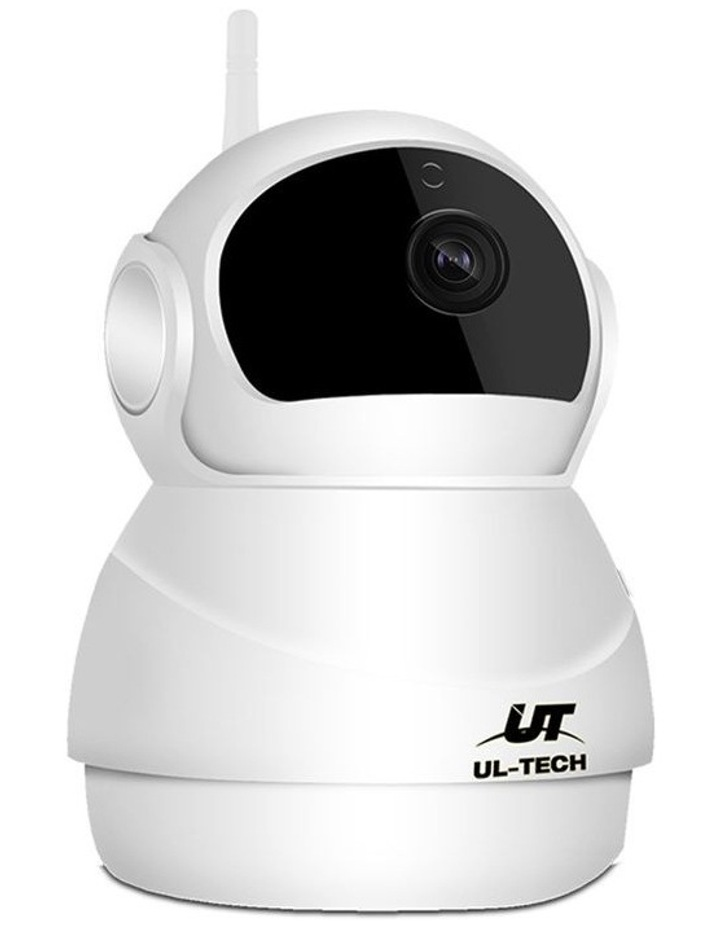 1080P Wireless IP Camera CCTV Security System Baby Monitor White image 1