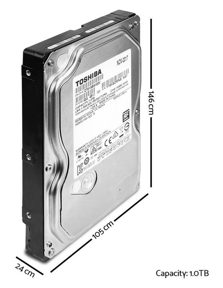 1TB Internal Hard Disk Drive image 2