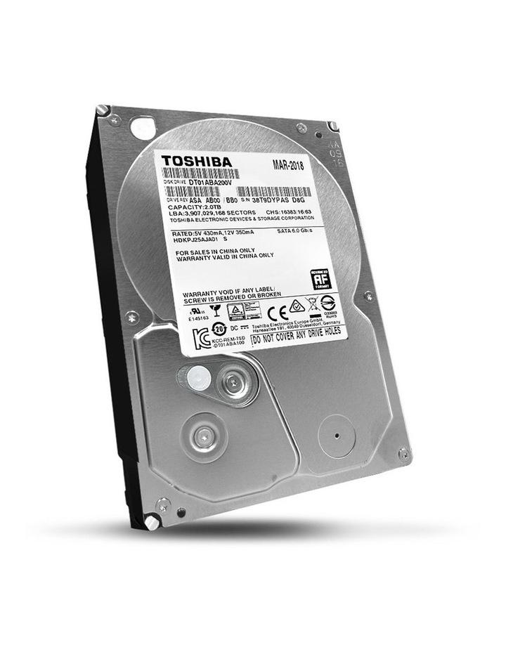 2TB Internal Hard Disk Drive image 1