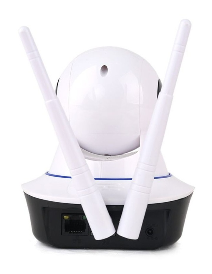 Set of 2 1080P IP Wireless Camera - White image 4