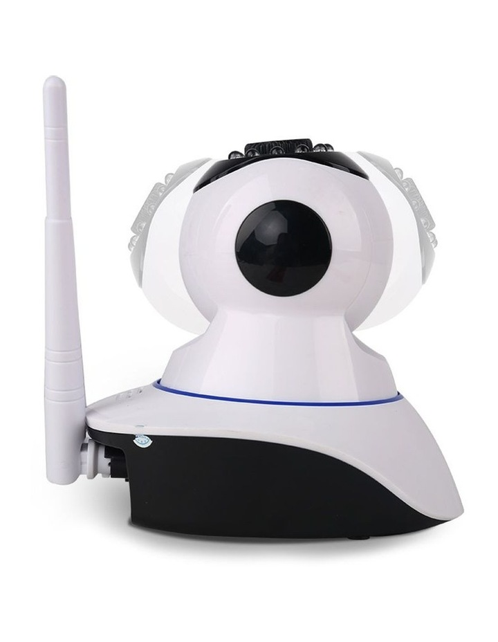 Set of 2 1080P IP Wireless Camera - White image 5