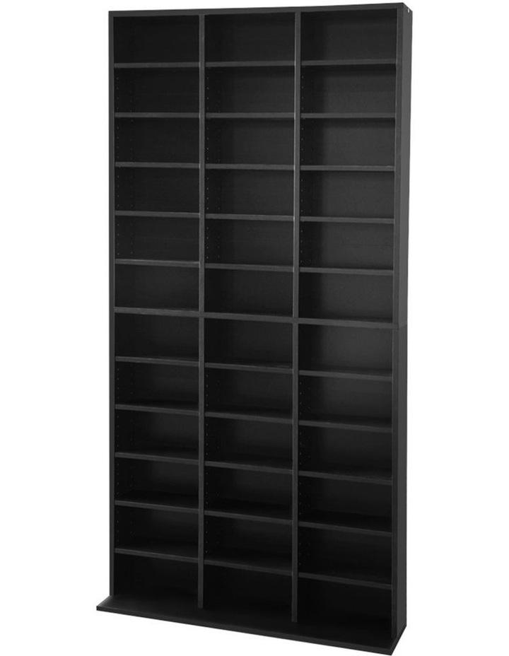 Adjustable Book Storage Shelf Rack Unit image 5