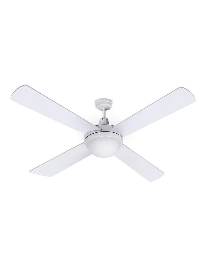 "52"" Ceiling Fan - White image 4"
