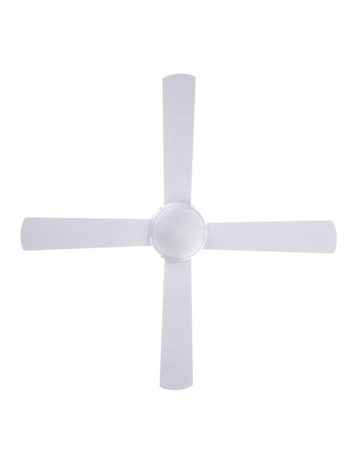 "52"" Ceiling Fan - White image 5"