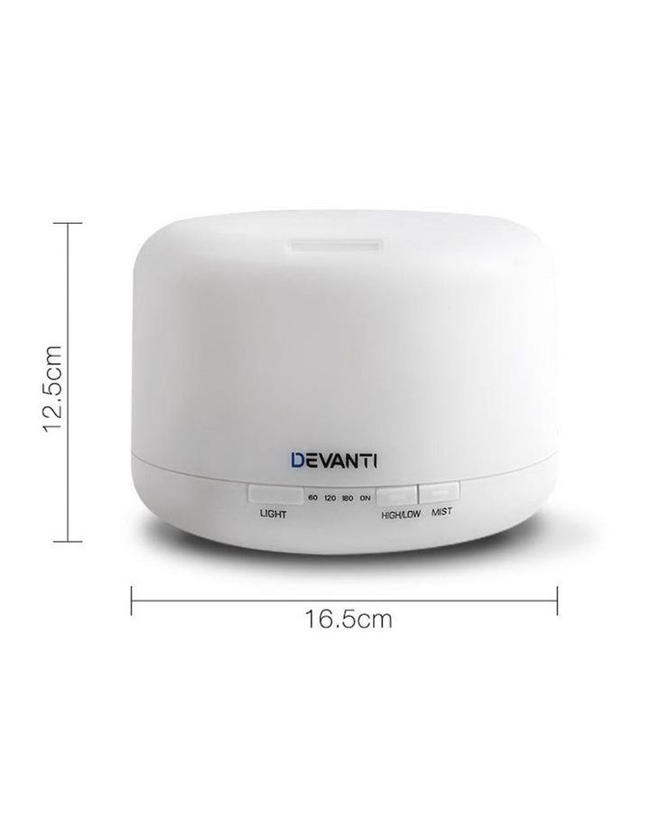 500Ml 4 In 1 Aroma Diffuser image 2