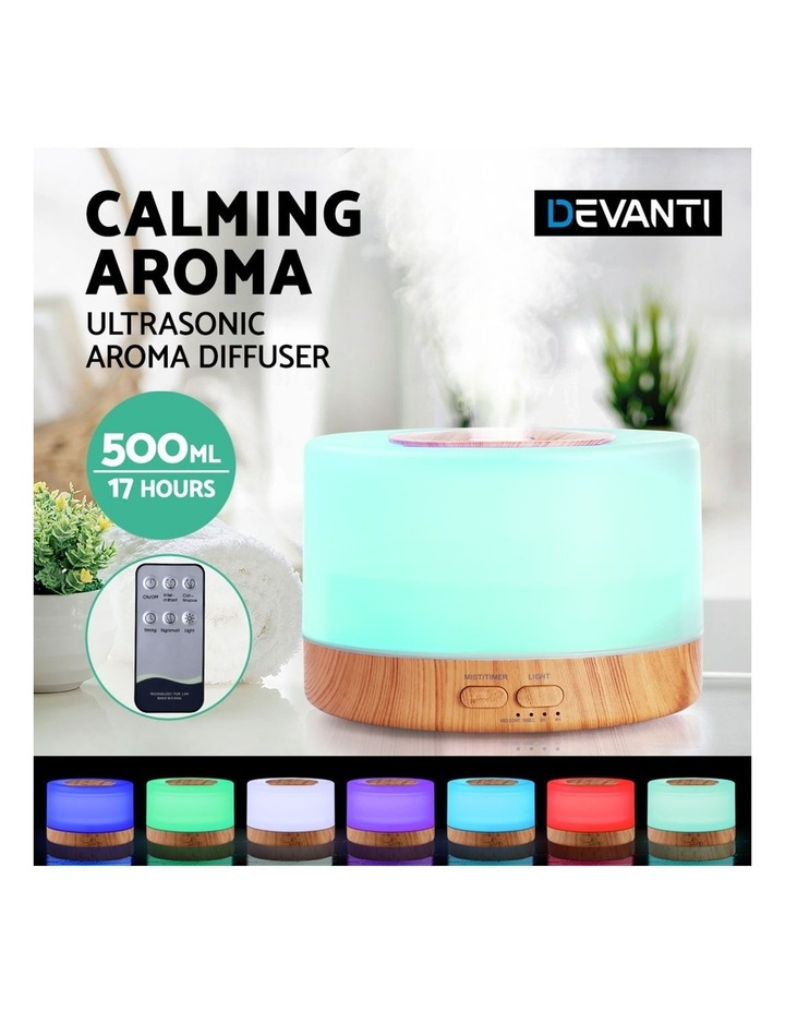 Aroma Diffuser Aromatherapy image 4