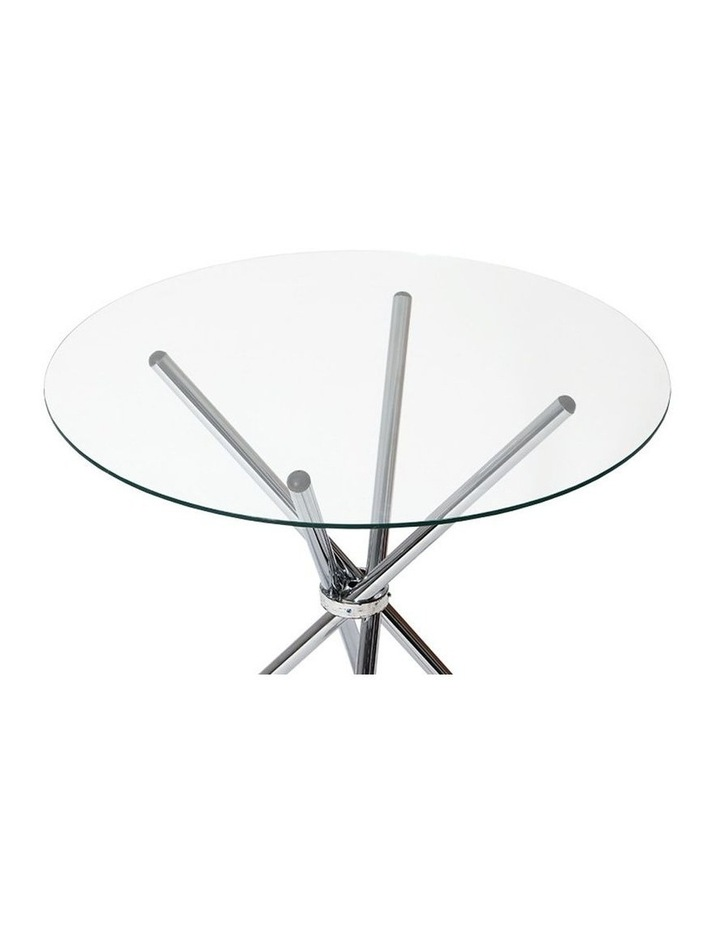 Round Dining Table With Tempered Glass image 5