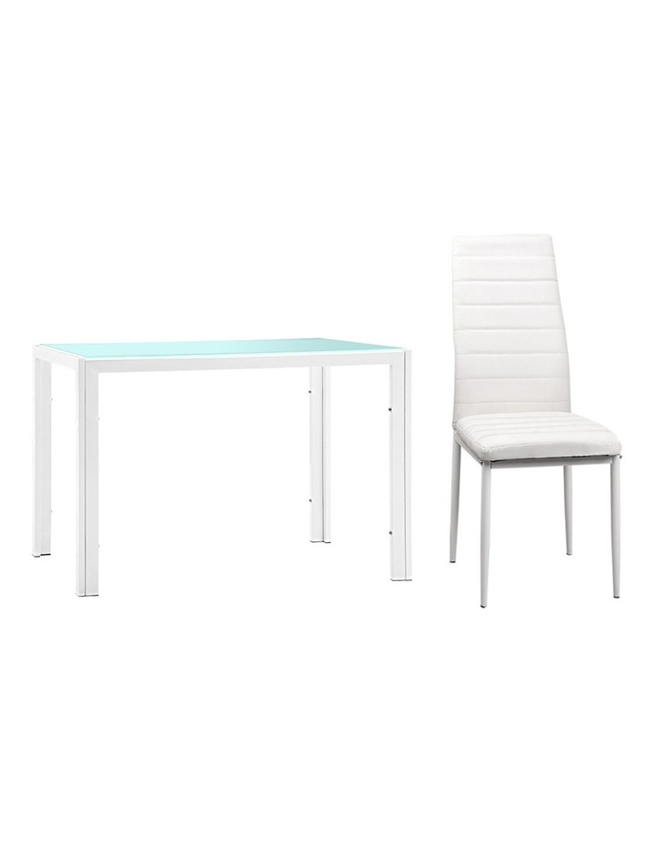 5 Piece Dining Table Set image 1