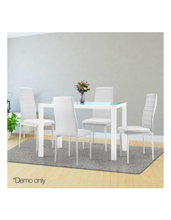 5 Piece Dining Table Set image 3