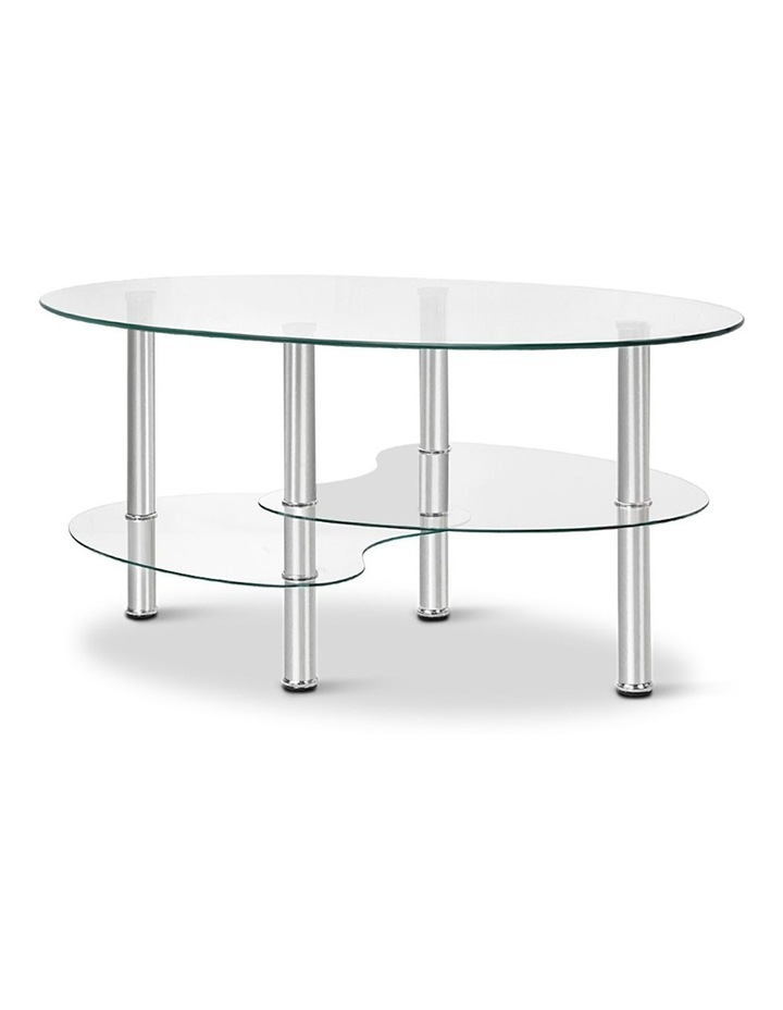 3 Tier Coffee Table image 1