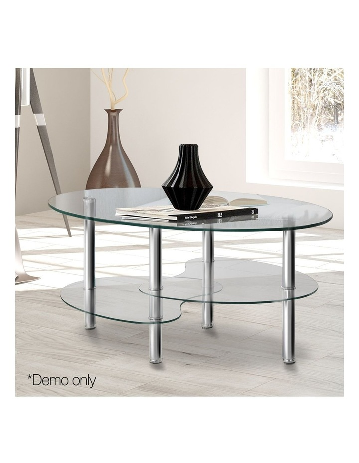 3 Tier Coffee Table image 3
