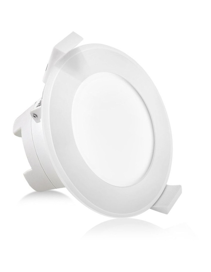 10 X Lumey Led Downlight Kit Ceiling Light Bathroom Cct Changeable Color Temperature Dimmable Daylight White 10W 70Mm image 1