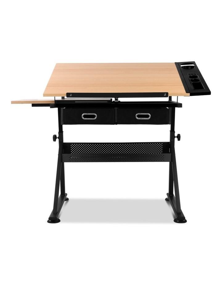 Tilt Drafting Table Stool Set image 4