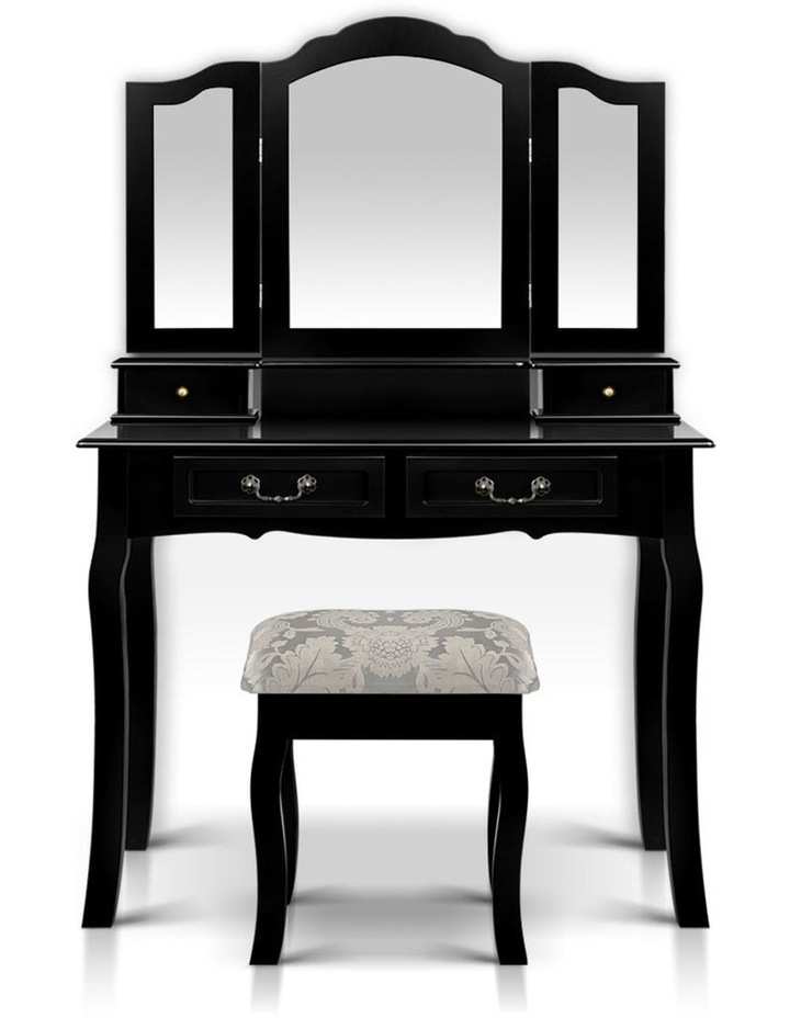 Dressing Table With Stool image 4