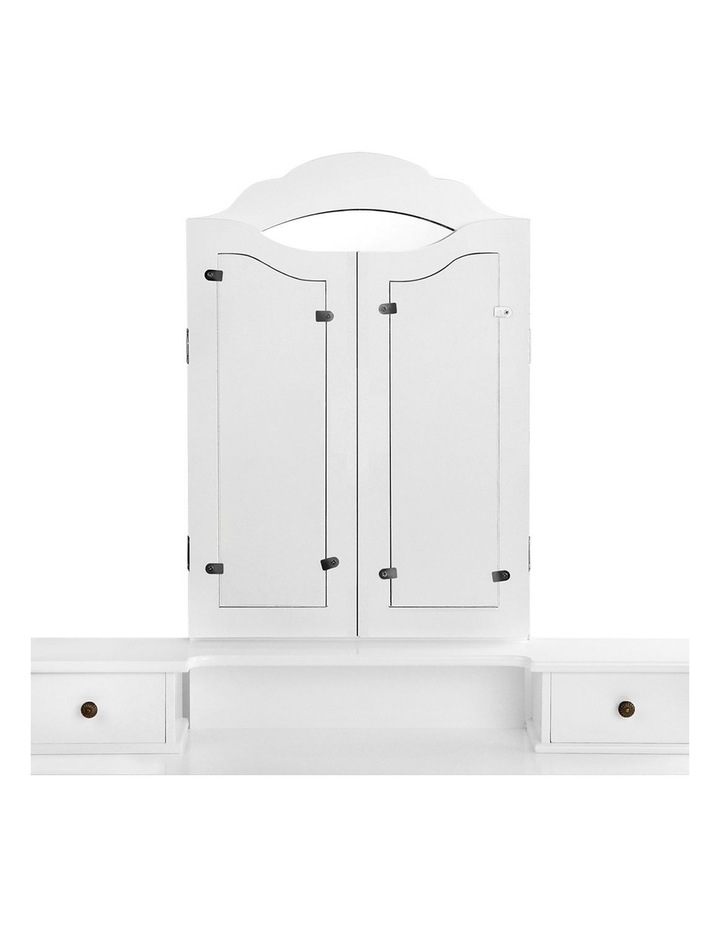 Dressing Table With Mirror image 3