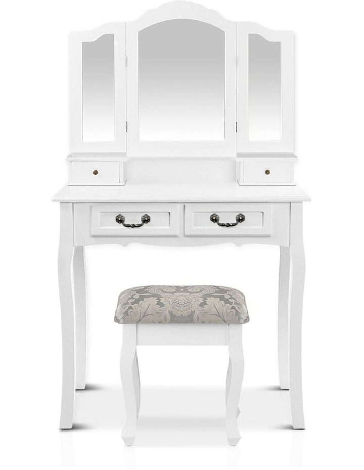 Dressing Table With Mirror image 4
