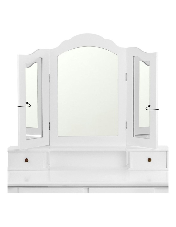 Dressing Table With Mirror image 5