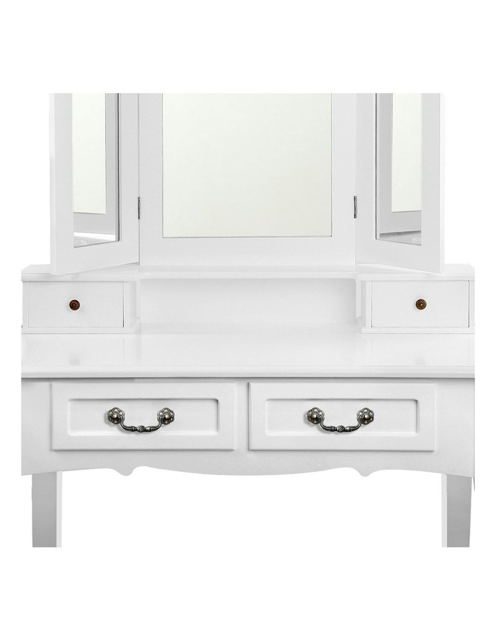 Dressing Table With Mirror image 7