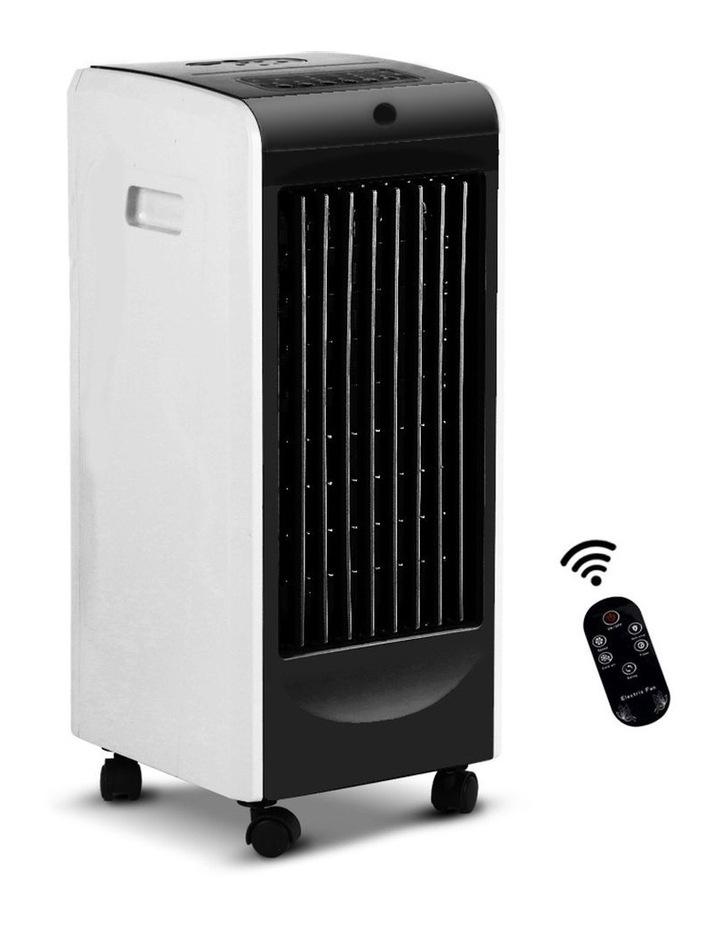 Devanti Evaporative Air Cooler - Black image 1