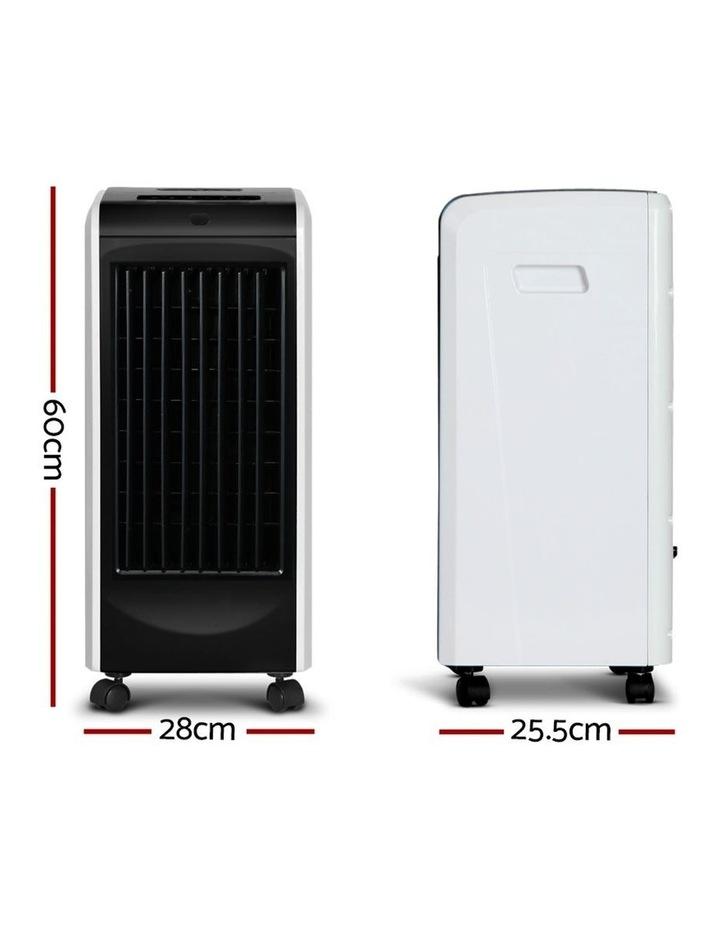 Devanti Evaporative Air Cooler - Black image 2