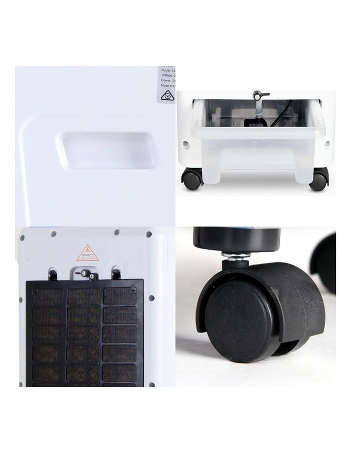 Devanti Evaporative Air Cooler - Black image 3