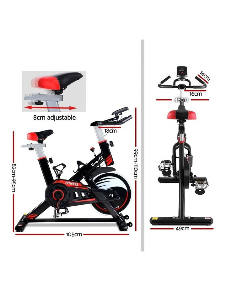 Everfit Spin Exercise Bike image 2