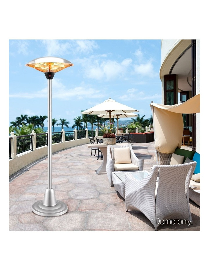 Devanti 3000w Electric Portable Patio Strip Heater image 5