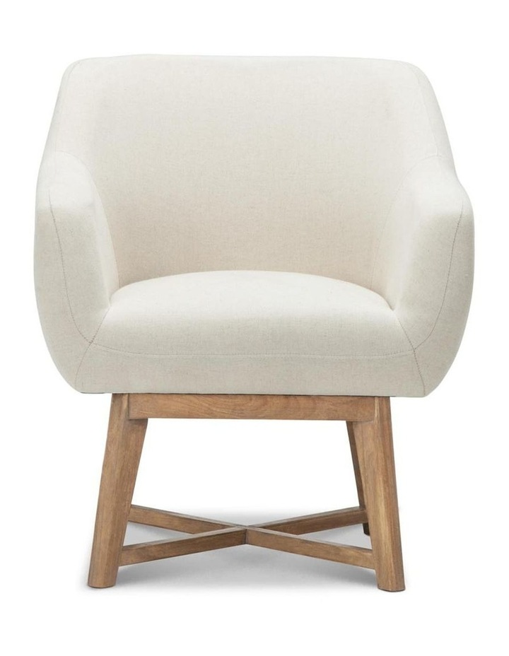 Fabric Tub Lounge Armchair image 3