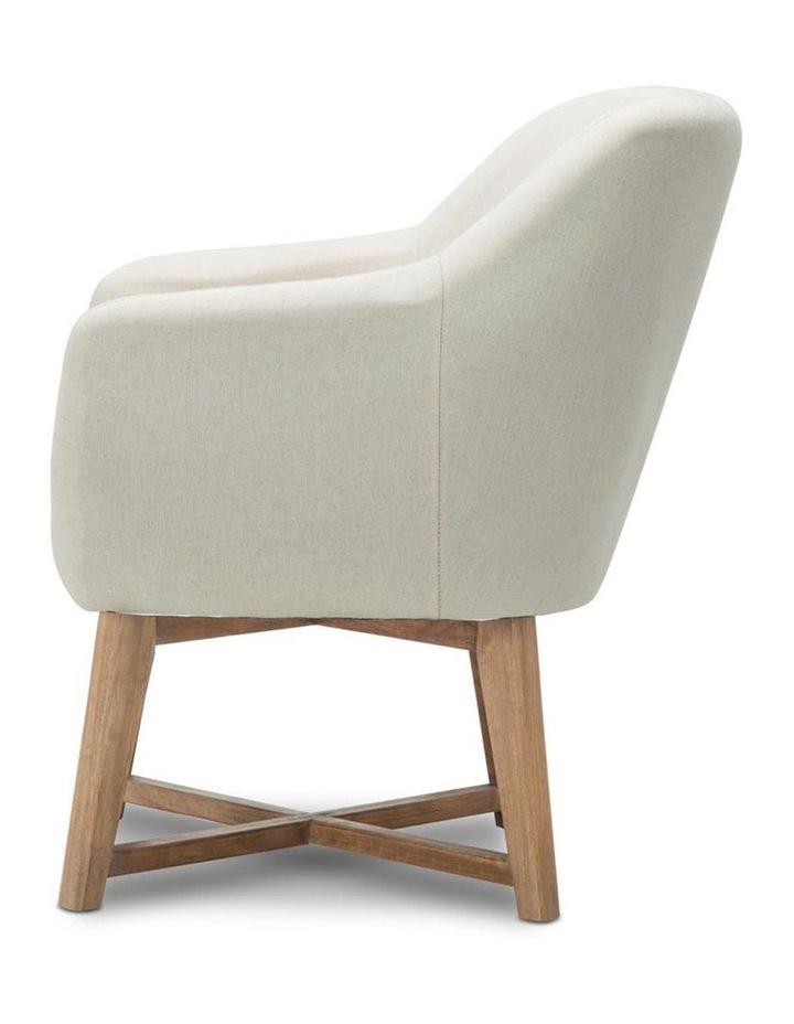Fabric Tub Lounge Armchair image 4