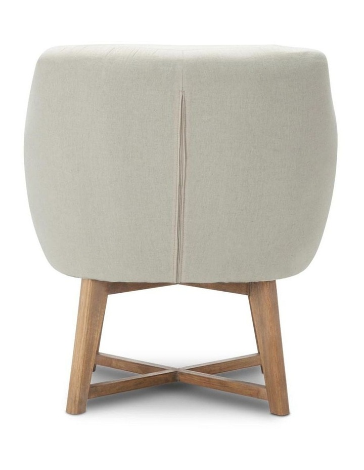 Fabric Tub Lounge Armchair image 5