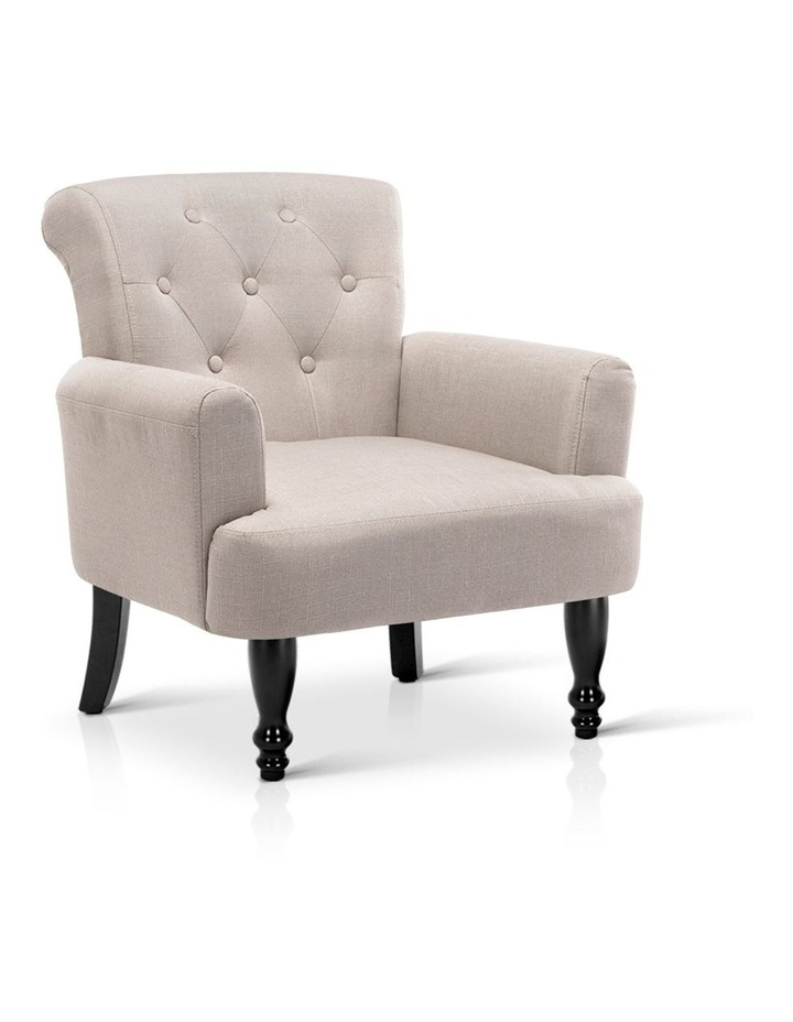 French Lorraine Chair Retro Wing image 1