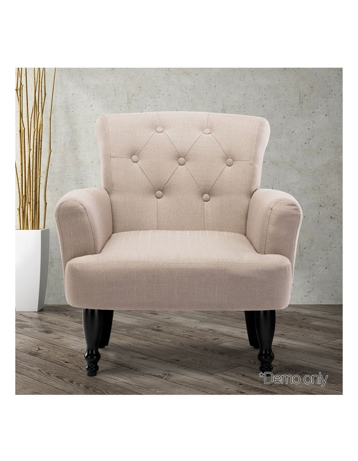 French Lorraine Chair Retro Wing image 3