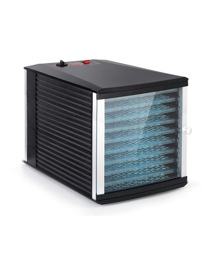 Commercial Food Dehydrator With 10 Trays image 1