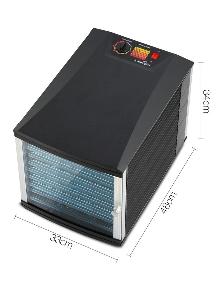 Commercial Food Dehydrator With 10 Trays image 2