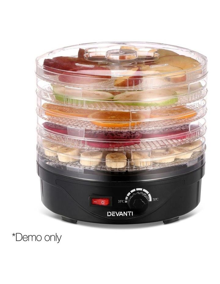 Food Dehydrator With 5 Trays image 3