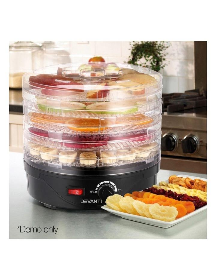 Food Dehydrator With 5 Trays image 6