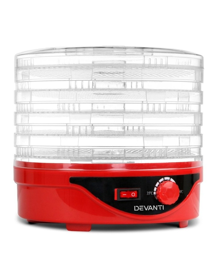 Food Dehydrator With 5 Trays image 1