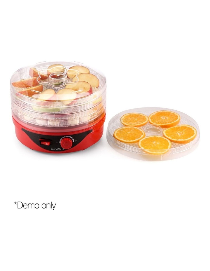 Food Dehydrator With 5 Trays image 4