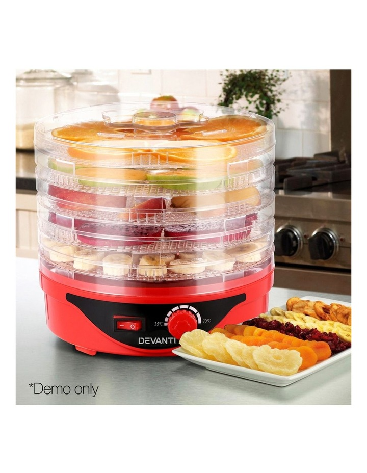 Food Dehydrator With 5 Trays image 7