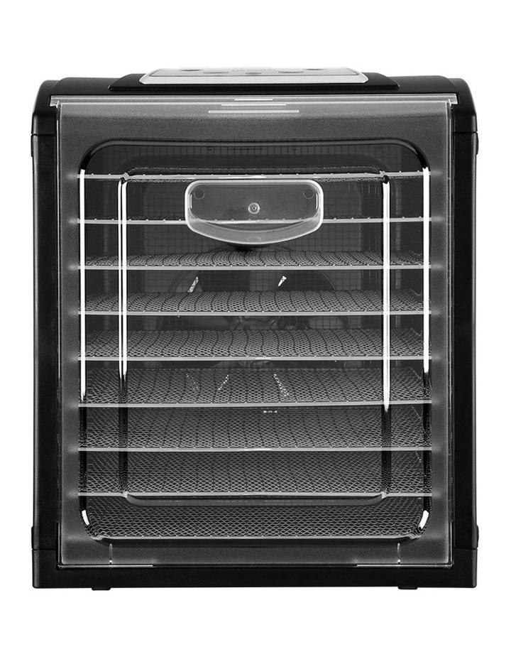 Devanti 9 Tray Food Dehydrators Commercial Beef Jerky Maker Fruit Dryer Black image 3