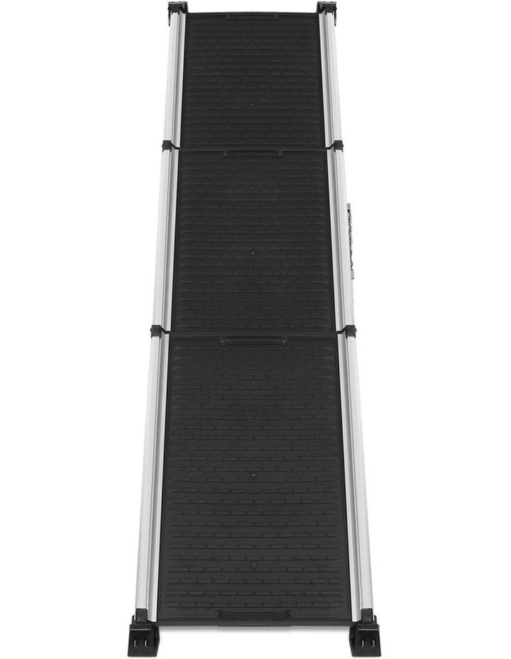 Deluxe Aluminium Foldable Pet Ramp - Black image 4