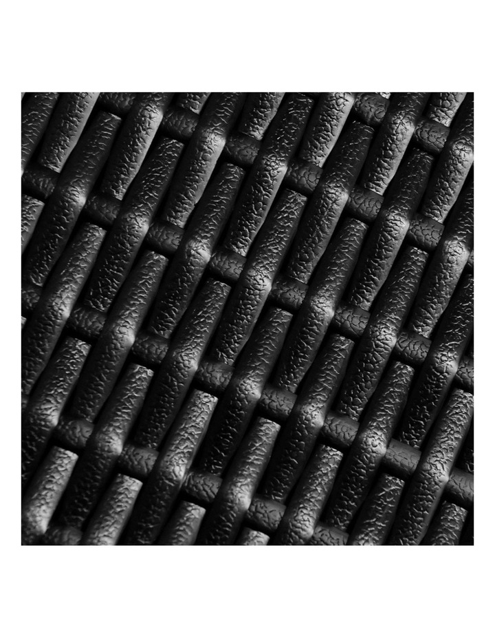Gardeon 5 Piece PE Wicker Outdoor Sofa image 7