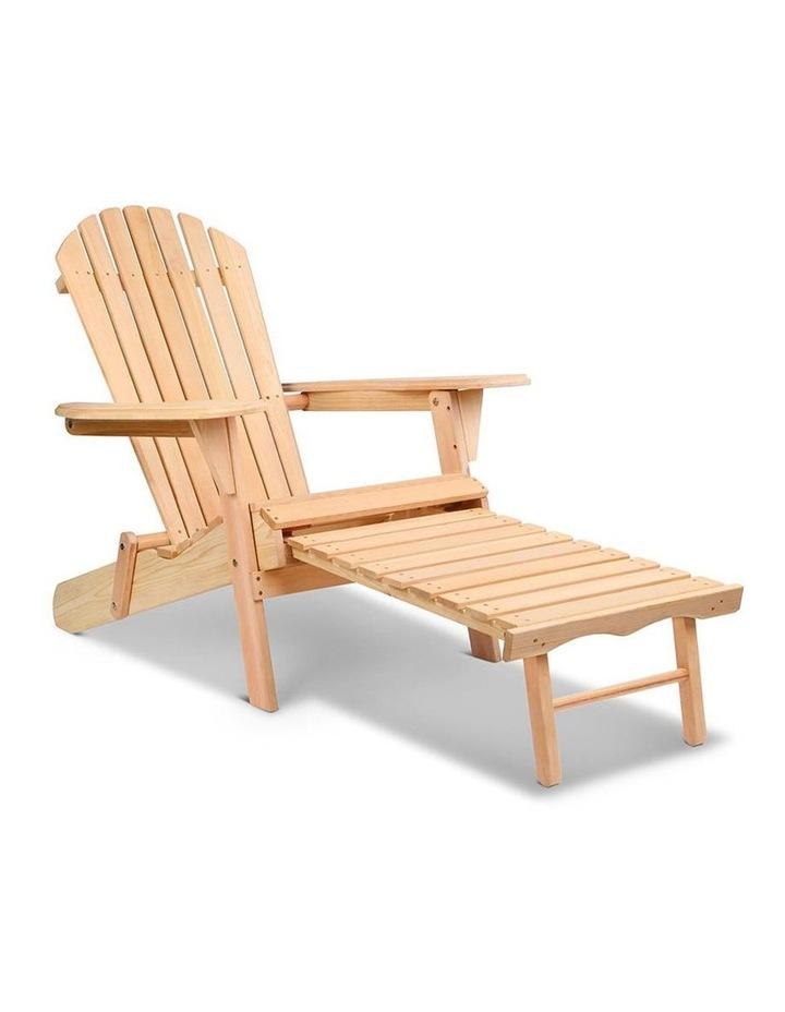 Outdoor Adirondack Chair image 1