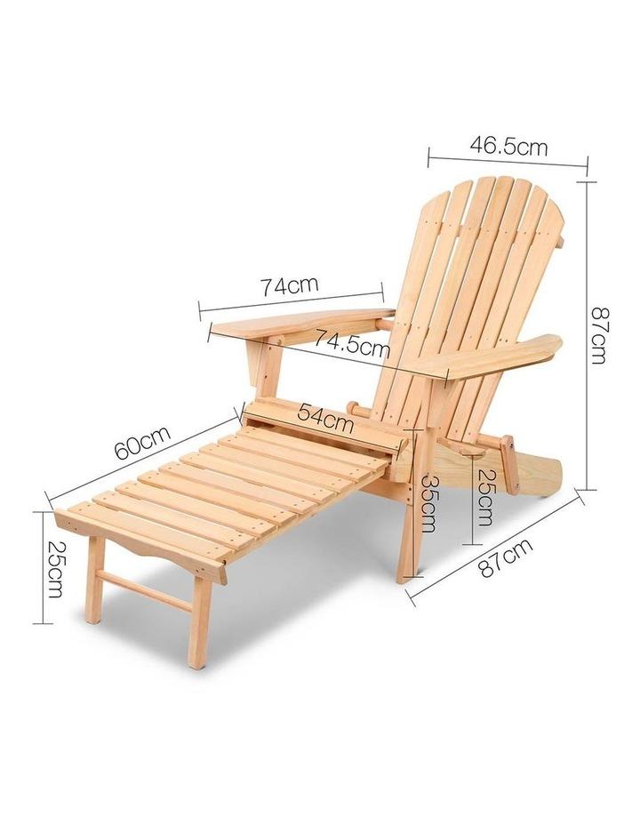 Outdoor Adirondack Chair image 2