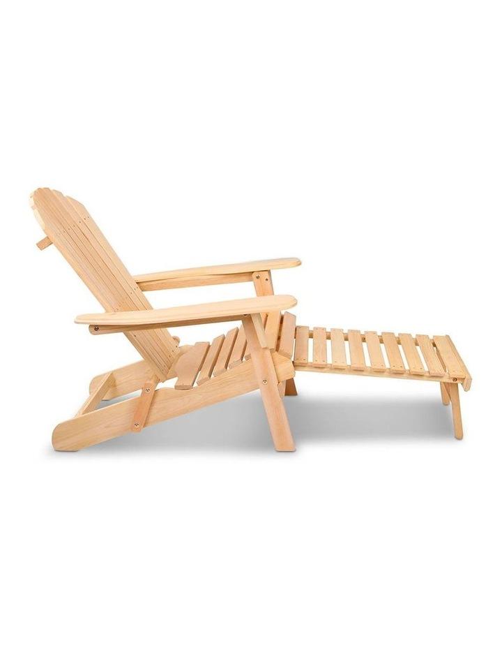 Outdoor Adirondack Chair image 3