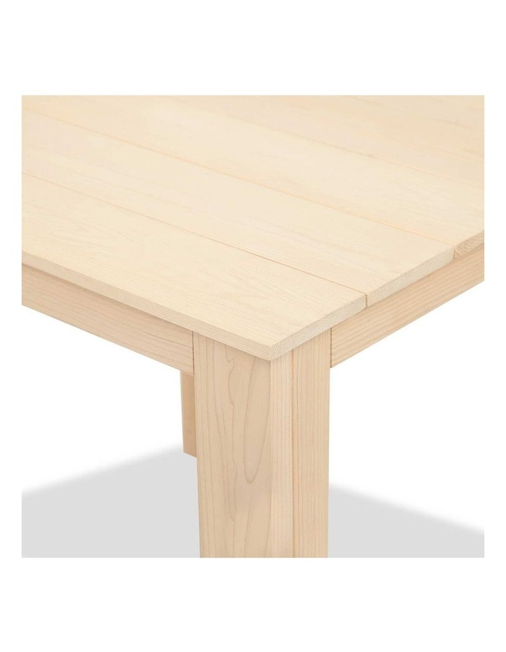 Wooden Outdoor Side Table image 4