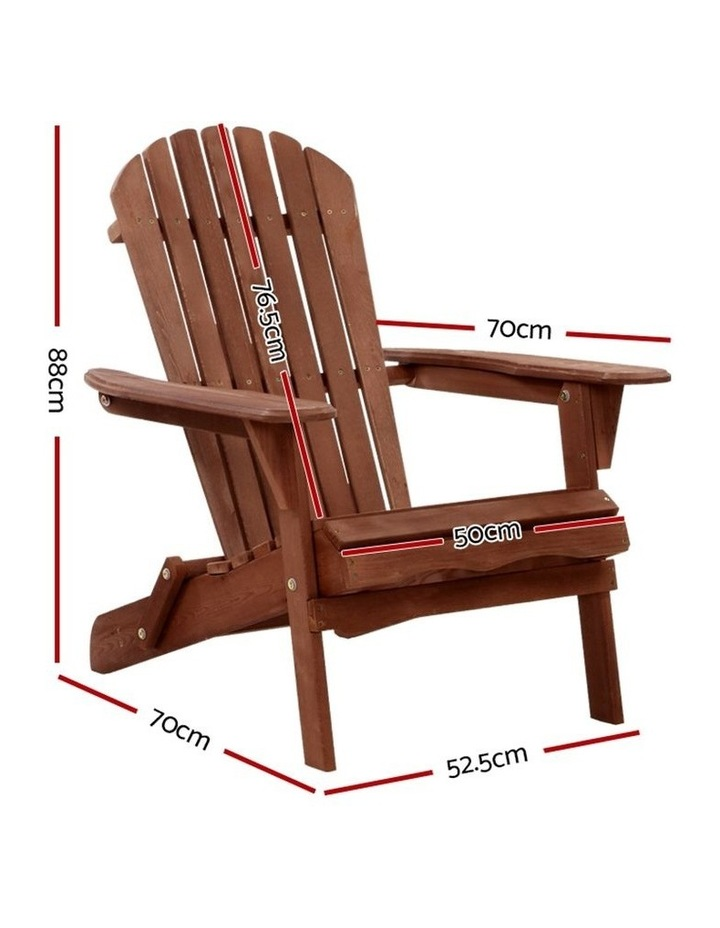 Outdoor Furniture Beach Chair image 2