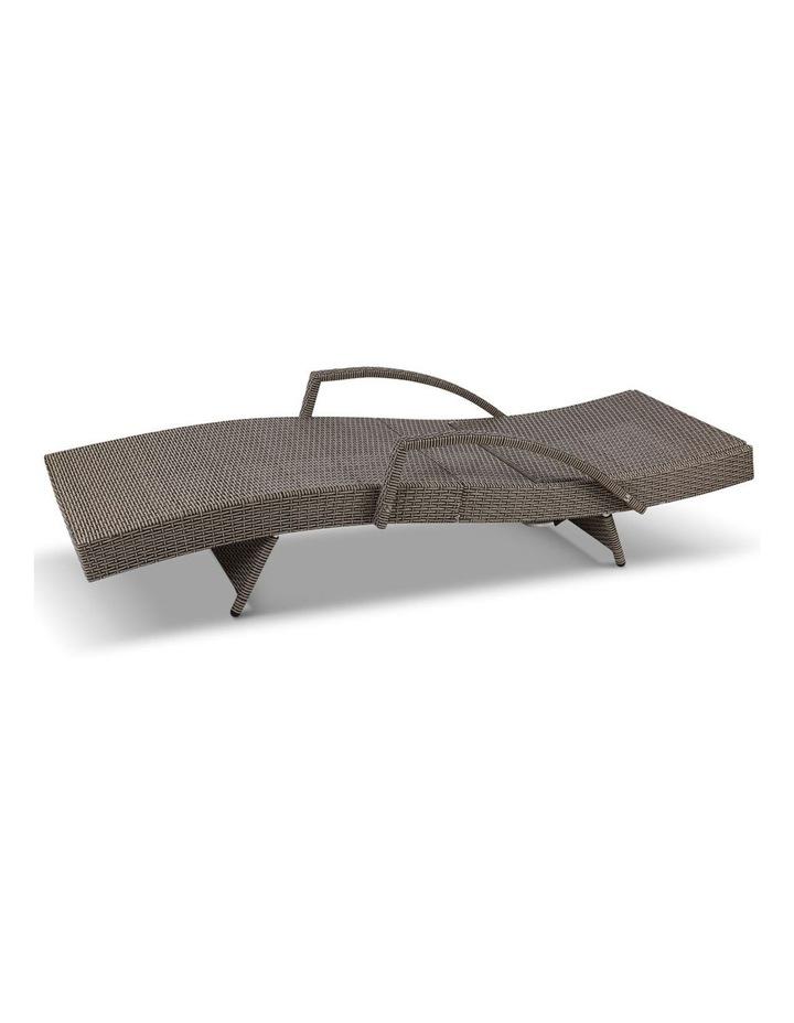 Outdoor Sun Lounge Sofa Furniture Wicker Patio image 4