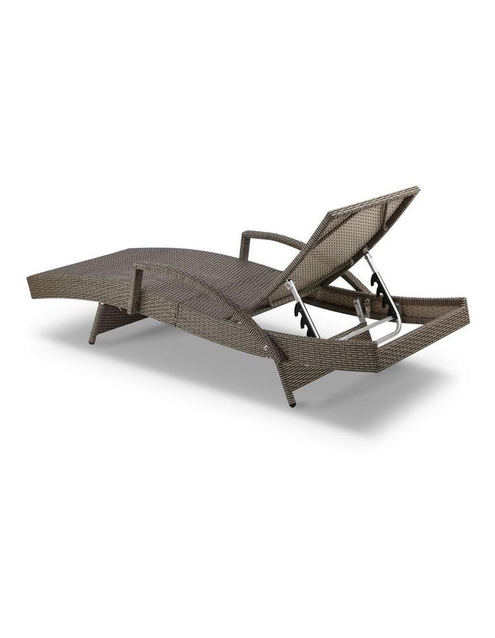Outdoor Sun Lounge Sofa Furniture Wicker Patio image 5