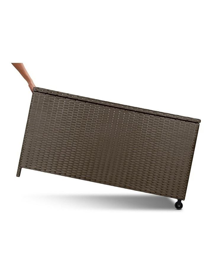 320L Outdoor Wicker Storage Box image 4